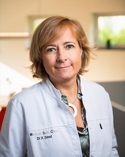 Dr. Kristin Smet